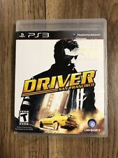 Driver San Francisco in original case - Playstation 3 PS3 - tested & working