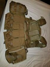 6094 style Combat Strike Plate Carrier Vest Coyote Style