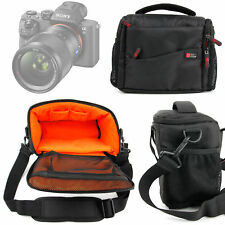 Protective Bag For Sony Alpha A7S II Camera With Shoulder Strap & Storage