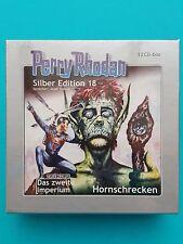 Perry Rhodan Silber Edition 18 Hornschrecken 12 CD-Box  ungekürzte Lesung NEU!!!