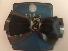 Primark - Girls Official Harry Potter House Badge Ribbon Hair Bow Clip
