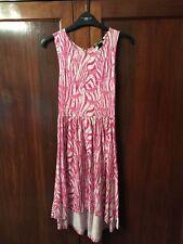 H&M Animal Print Regular Size Sleeveless Dresses for Women