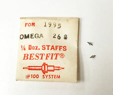 OMEGA ORIGINAL BESTFIT BALANCE STAFF FOR 1995 CAL 268 No. 1321 TWO PIECE