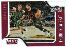 2016-17 Panini Threads Front-Row Seat Insert #9 Kevin Love Cavaliers