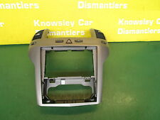 VAUXHALL ZAFIRA (B) MK2 05-14 CENTRE HEATER SURROUND TRIM 13100105