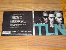 ATTILA TALAN - TLN / DIGIPACK-CD 2017
