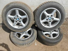 1 Satz Alufelgen BMW E36 15Zoll 7Jx15H2 KBA 432841092968