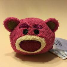 "Disney Tsum Tsum Stack Mini Plush 3.5"" Toy Story Lotso *Us Seller*"