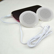 Hot 3.5mm Mini Pillow Speaker Stereo Portable Ipod Dual Speakers MP3/Mp4/IPhone