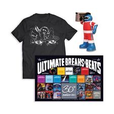 Ultimate rompe & Latidos Spaceman Juguete 30Th Anniversary paquete Raro!!!