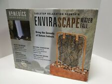 Envirascape Tabletop Relaxation Water Fall Fountain #Wf-Fall