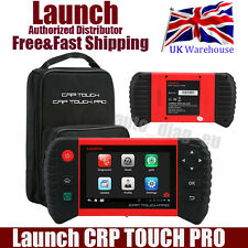 LAUNCH CRP TOUCH PRO OBD2 Auto Android WiFi Diagnostic Scanner Tool EPB DPF UK