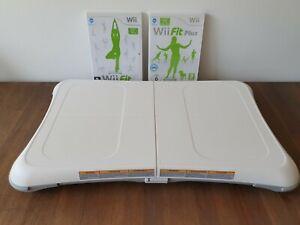 Wii Fit Balance Board + Jeux Wii Fit & Wii Fit Plus - Nintendo - RVL-021