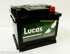 Lucas LC 063 Car Battery Citroen C1 C2 C3 C4 Petrol Check Compatibility