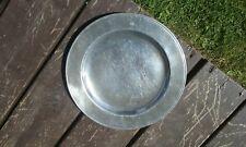 Vintage Wilton Armetale RWP Dinner Plate