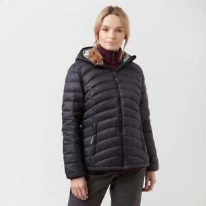 New Peter Storm Women's Frosty Down Jacket II Black