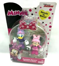 Fisher-Price Disney Roadster Racers Minnie Mouse & Daisy Action Figure Toys