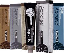 Apraise Professional Eyebrow and Eyelash Tint Dye All Colours Avalible Black Tint20ml