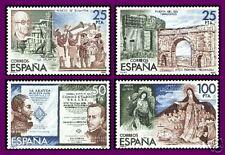 ESPAÑA 1980 2579/2 Espamer 80 4v.