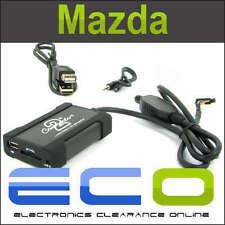 Mazda Usb Sd Aux interfaz Adaptador Rx8 / 2 / 3 / 5 / 6 T1 Audio t1-ctamzusb001