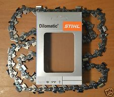 "21"" 53cm Genuine Stihl Chainsaw Chain MS880 088 084 051 076 08S .404"" 68 Tracked"