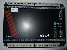 ELREST ELACAN II CONTROLLER UNIT 1050303 CAN M3 IS011898 V1.12     ASYS062
