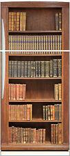 Sticker frigo Bibliothèque 70x170cm réf 507