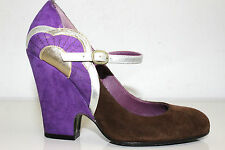 MARC JACOBS Shoes Leather Suede Size 35 US 5