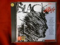 COMPILATION - BLACK MUSIC (CBS, 14 TRACKS). CD