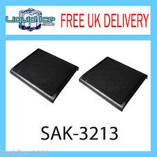SAK-3213 VOLVO 850 1992 - 1996 REAR DOOR GRILL SPEAKER FITTING ADAPTORS KIT