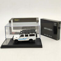 Master 1:64 Land Rover Defender 110 Diecast Model Car with Luggage Rack 3 Colors