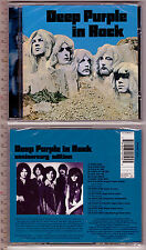 Deep Purple ,  Deep Purple In Rock ( CD + Booklet )