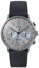 Telemeter Matte-Silver Dial Watch Authorized Dealer Junghans 027/3380.00 Meister