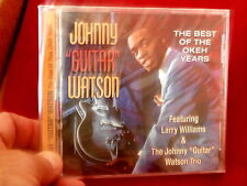 JOHNNY GUITAR WATSON~ THE BEST OF THE OKEH YEARS~ SEALED~ ~CD