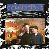 LLOYD COLE AND THE COMMOTIONS 1985 TOUR CONCERT PROGRAM BOOK BOOKLET-NM TO MNT