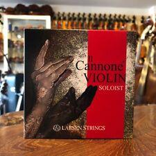 Larsen I1 Cannone Soloist 4/4 Violin Strings Set
