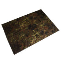 Camouflage Delicate Tarp Airbed Waterproof Outdoor Picnic Beach Camping Mat X8T5