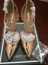ladies heels size 4