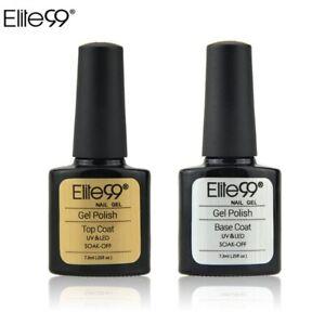 Elite99 7.3ml Nail Polish Soak Off Varnish UV Led Gel Nail Art Poly Gel Manicure