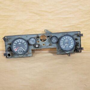 Jaguar MK7 Mark VII Original Dash Gauge Cluster Instrument Panel with Gauges OEM