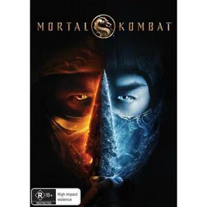 MORTAL KOMBAT DVD, NEW & SEALED ** NEW RELEASE ** 210721, FREE POST