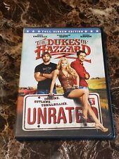 The Dukes Of Hazzard DVD
