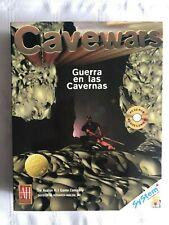 Juego de PC IBM Cavewars : Guerra en las cavernas  - Big box - Español