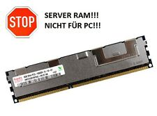 Hynix HMT31GR7BFR4C-H9 8GB DIMM DDR3 1333 MHz PC3-10600R CL9 ECC RDIMM RAM REG