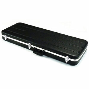 Electric Guitar ABS Hardcase Lightweight Durable Keyed Lock Universal DP Stage