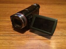 Panasonic HDC-SD100 Flash Memory HD 12x Zoom 3MOS Camcorder - Black Ships Free