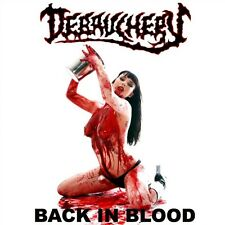 Debauchery - Back In Blood CD NEU