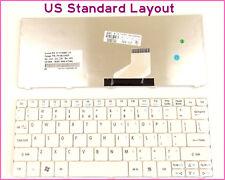 Laptop US Layout Keyboard for Acer Acer Emachine 350 eM350 NAV51 White