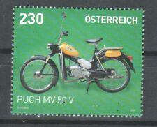 """Österreich 2020: """"PUCH MV 50 V"""" postfrisch (s. Foto)"""