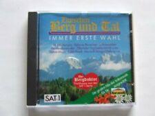 Zwischen Berg und Tal (14 tracks) Michael Gajare, Kirmes Karussell, Coro .. [CD]